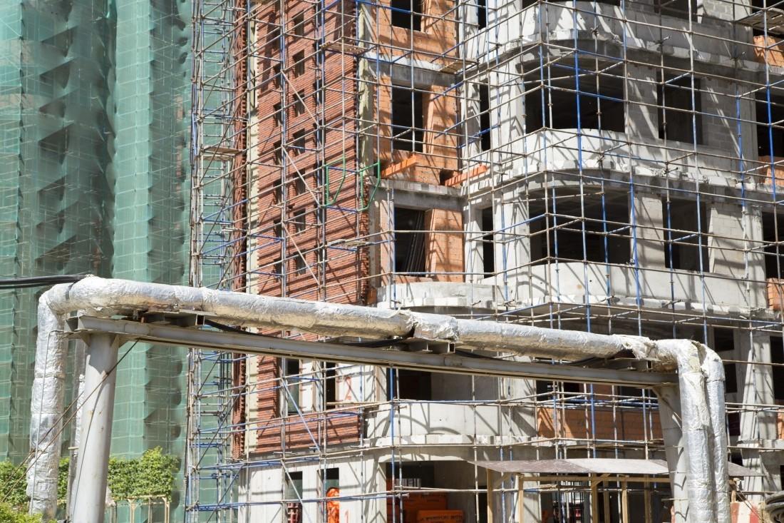 Ввод жилья в Российской Федерации увеличился на24,6%