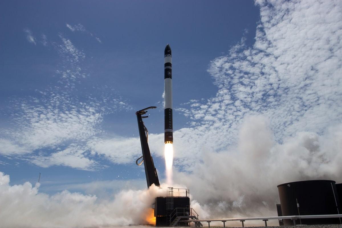Скосмодрома в новейшей Зеландии стартовала ракета компании Rocket Lab