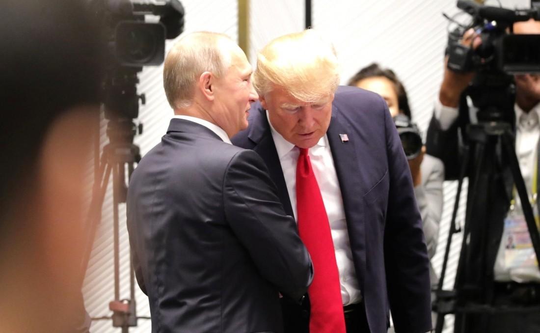 МИД Финляндии раскрыл детали встречи Владимира Путина иТрампа вХельсинки