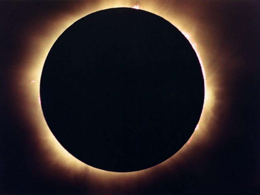 Вконце рабочей недели граждане Земли смогут наблюдать солнечное затмение