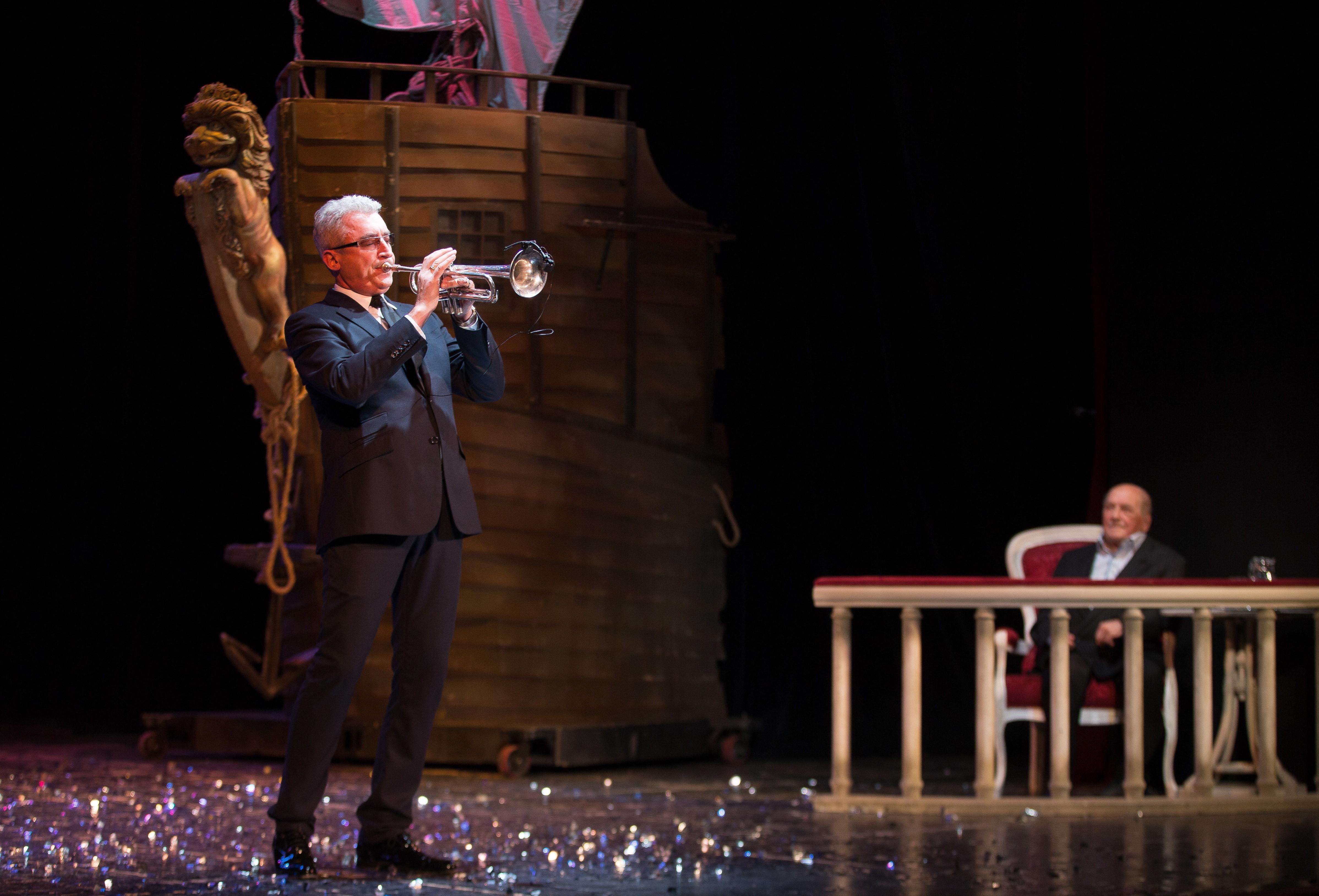 На59-м году жизни скончался русский трубач Семен Мильштейн