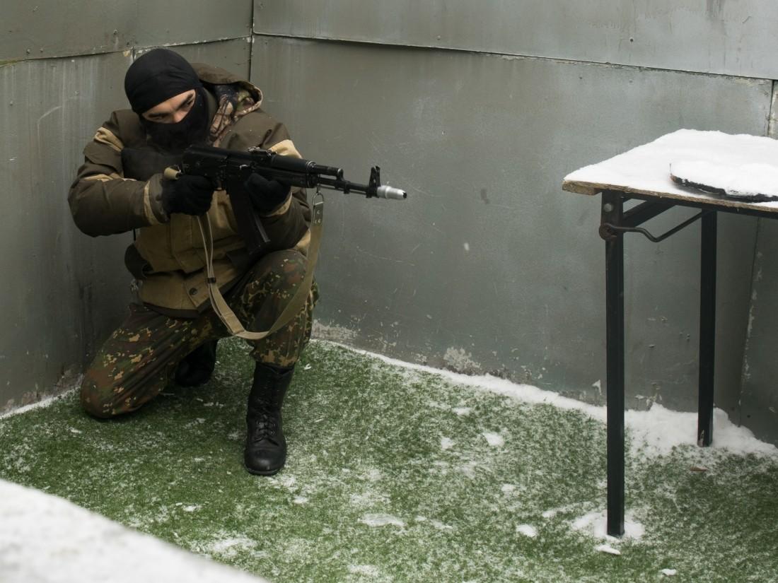В столицеРФ правоохранители задержали банду налетчиков