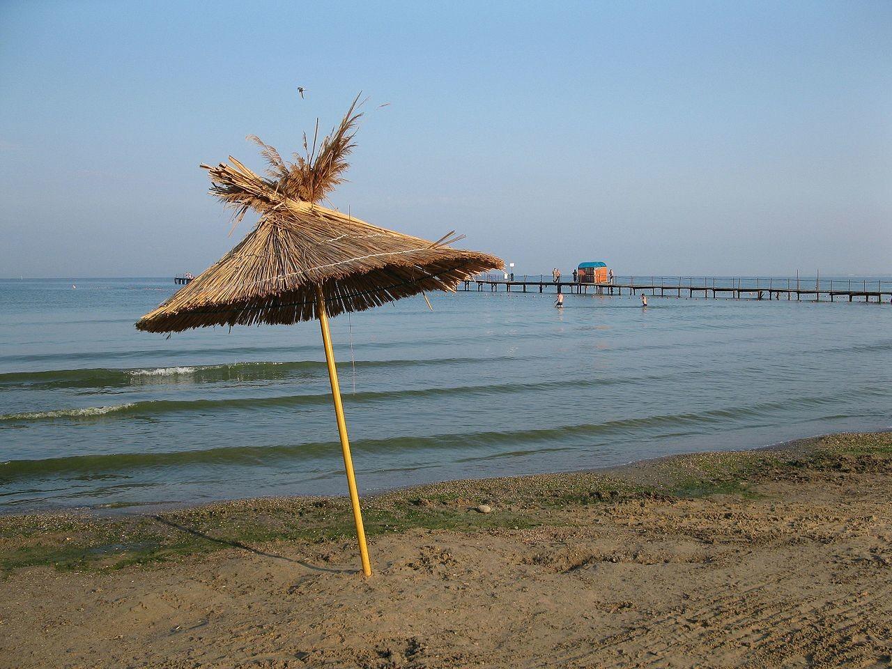 ВАнапе запретили купаться вморе