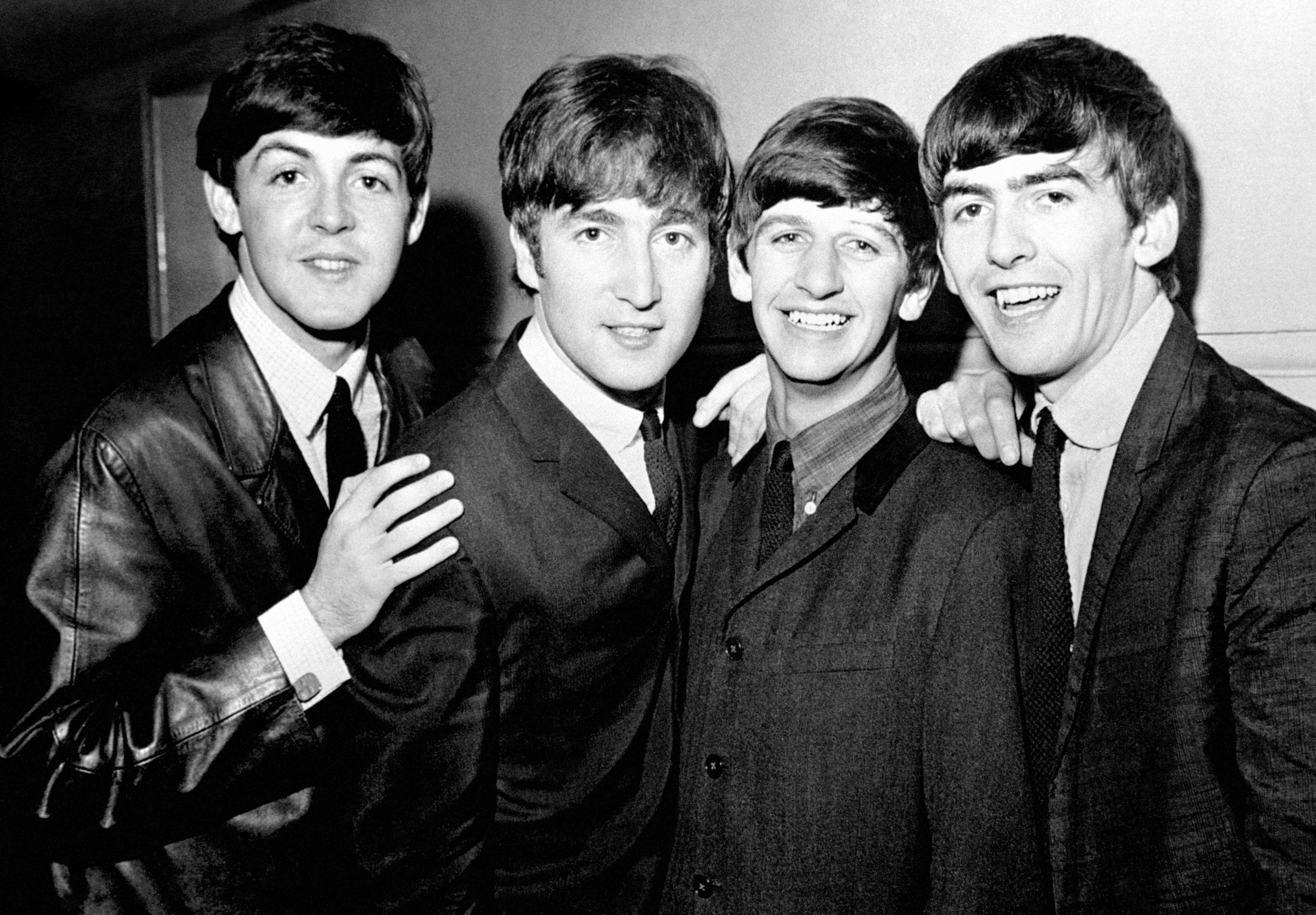 ВЯпонии отыскали десятки неизвестных фотографий The Beatles