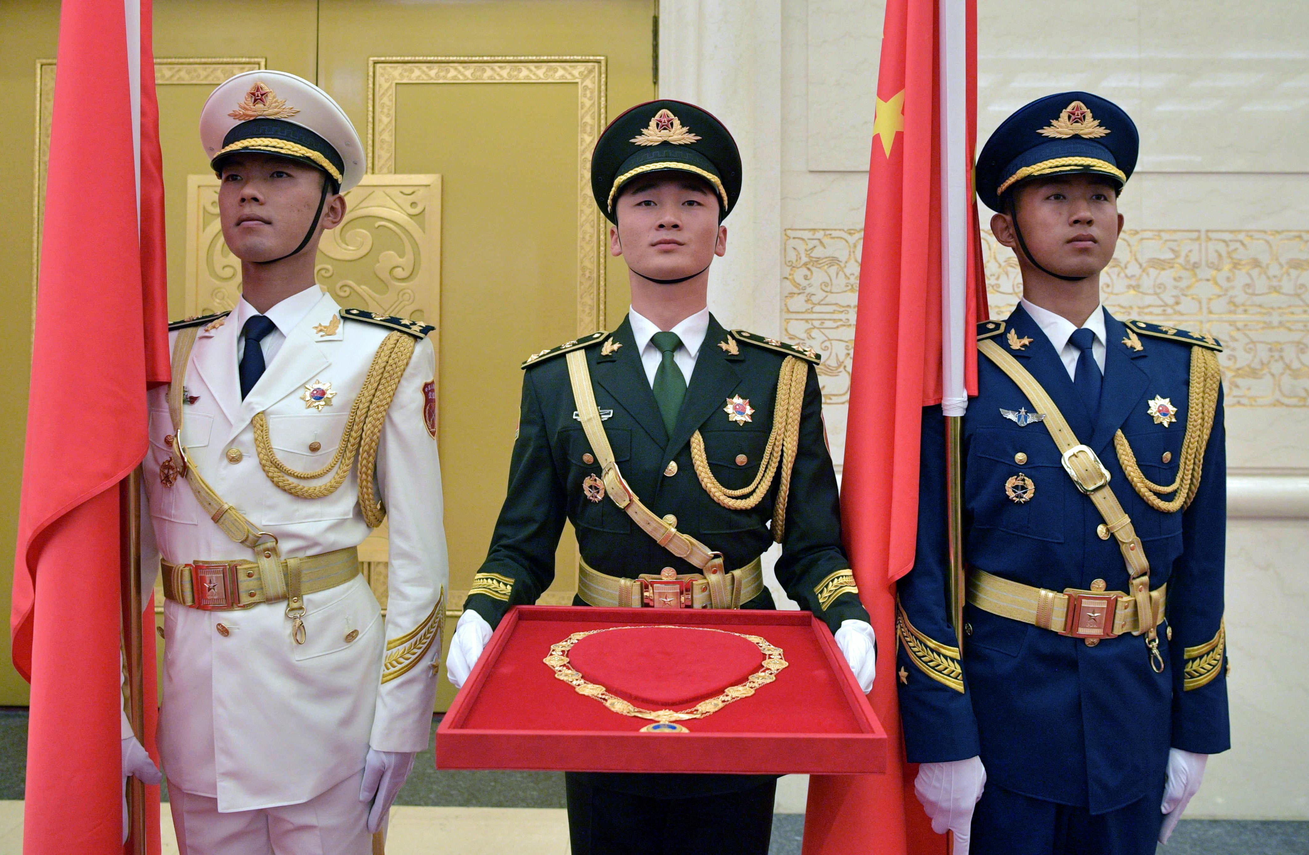Орден Дружбы Китайская народная республика: Путин получит высшую госнаграду Китая