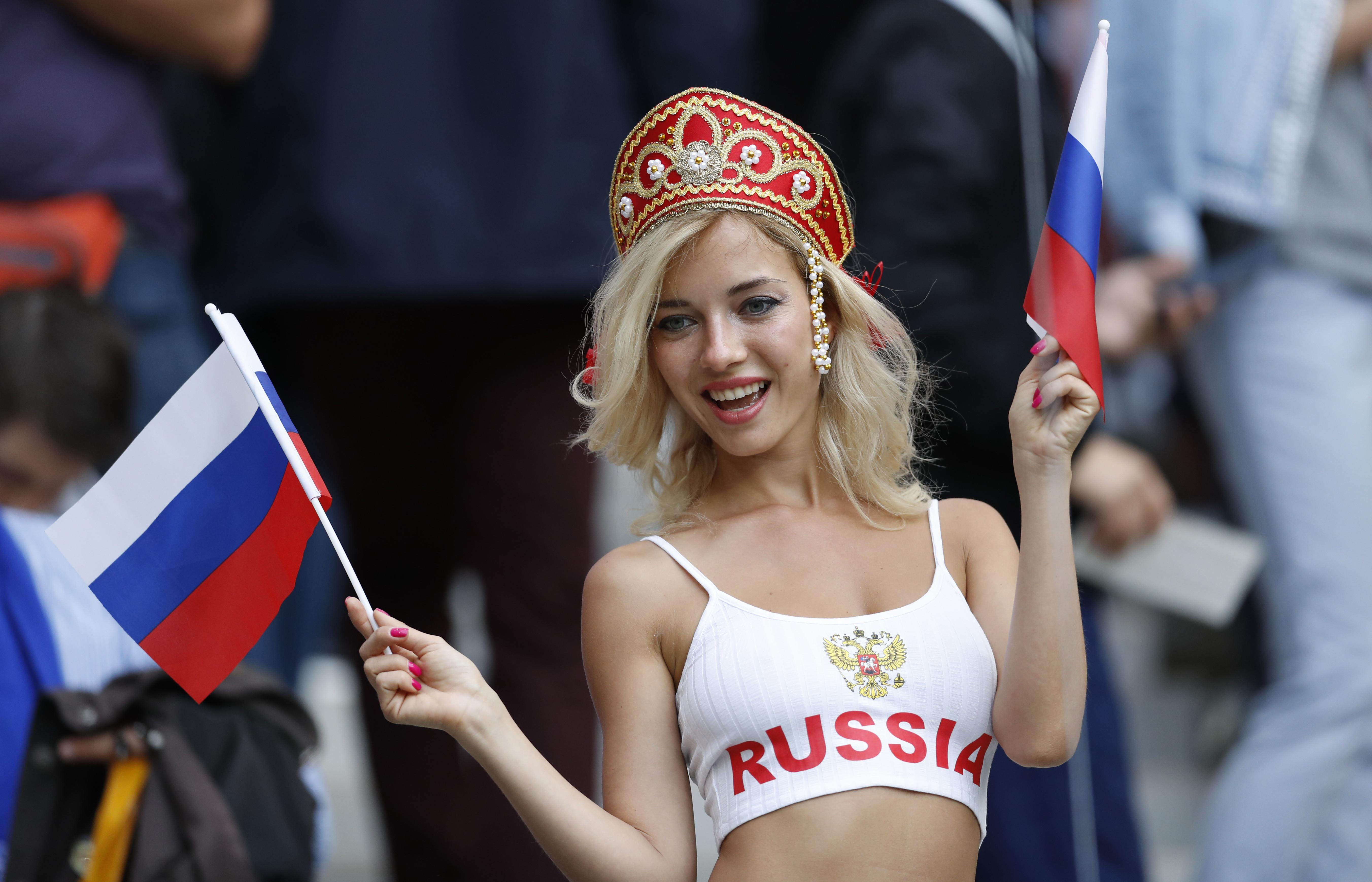 Самая популярная российская порнозвезда