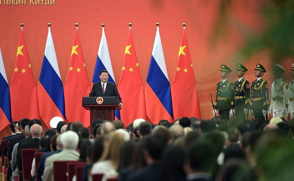 «Путин— наш друг»: СиЦзиньпин вознаградит Российского Президента высшим орденом страны