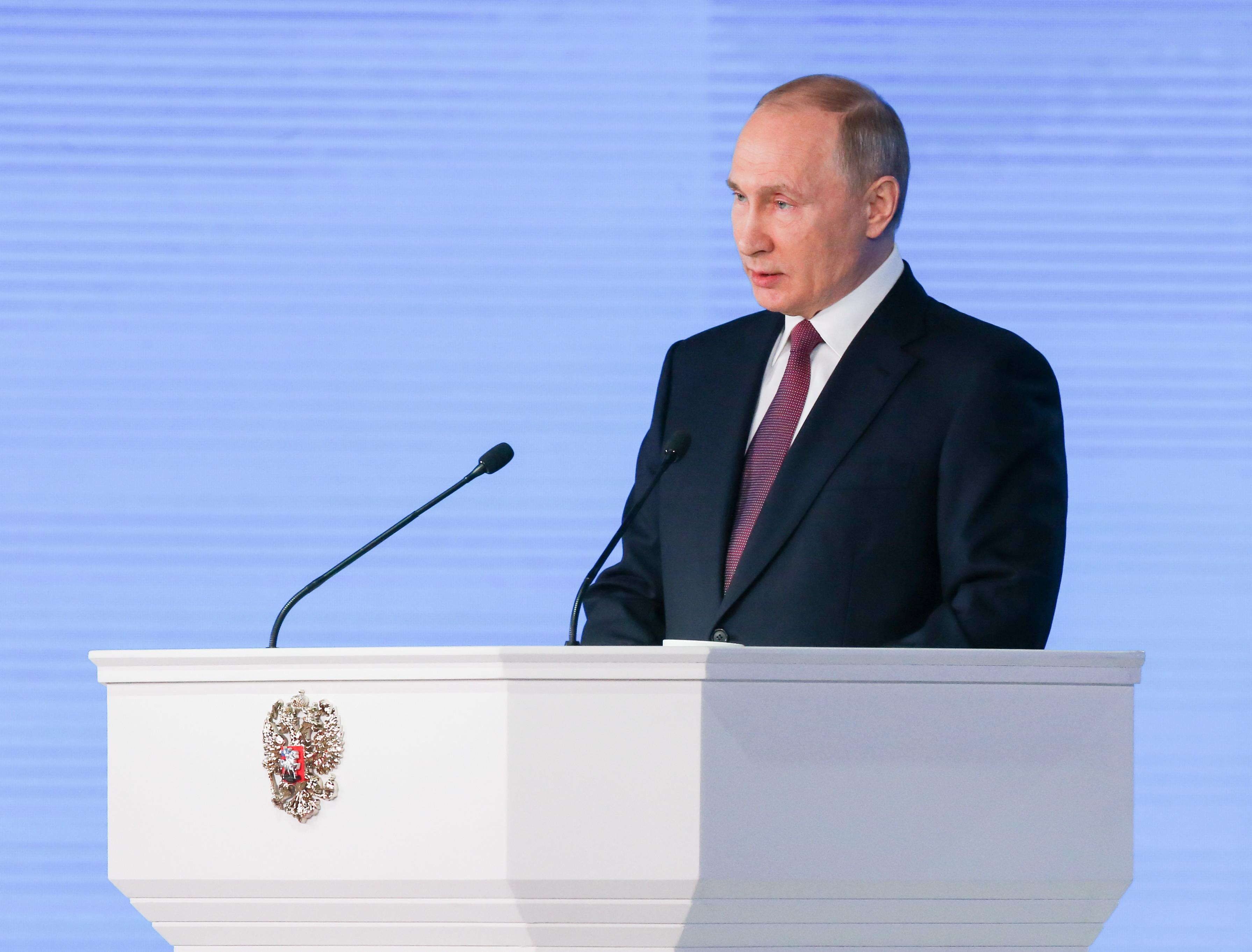 Путин завтра посетит совещание ФСБ, где обсудят деятельность организации