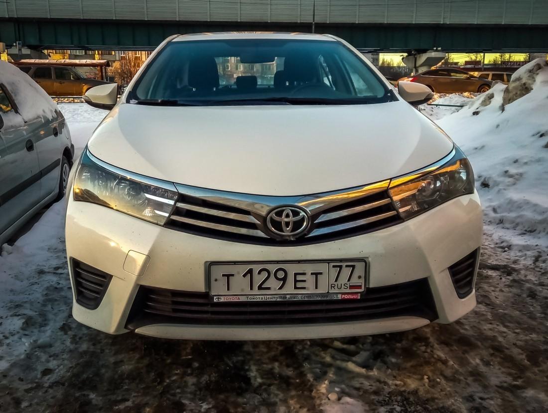 В Российской Федерации  отзывают 7 600 авто  Тоёта  и Лексус