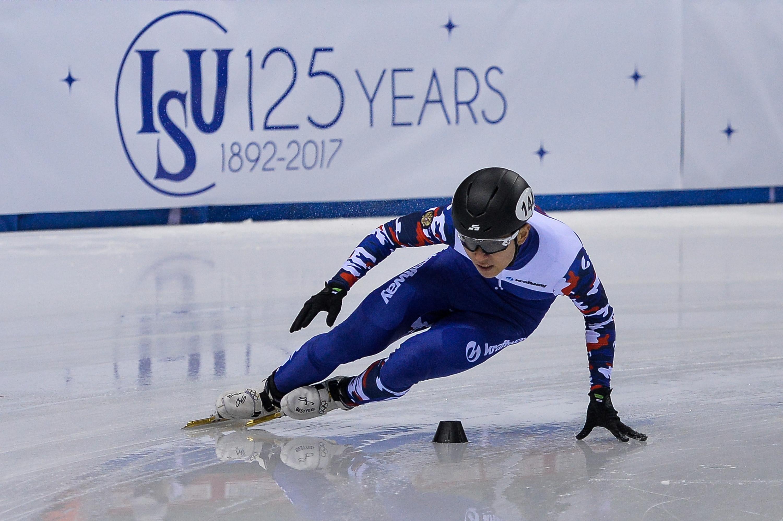Шорт-трекист Елистратов одержал победу 2-ое «золото» вПетербурге