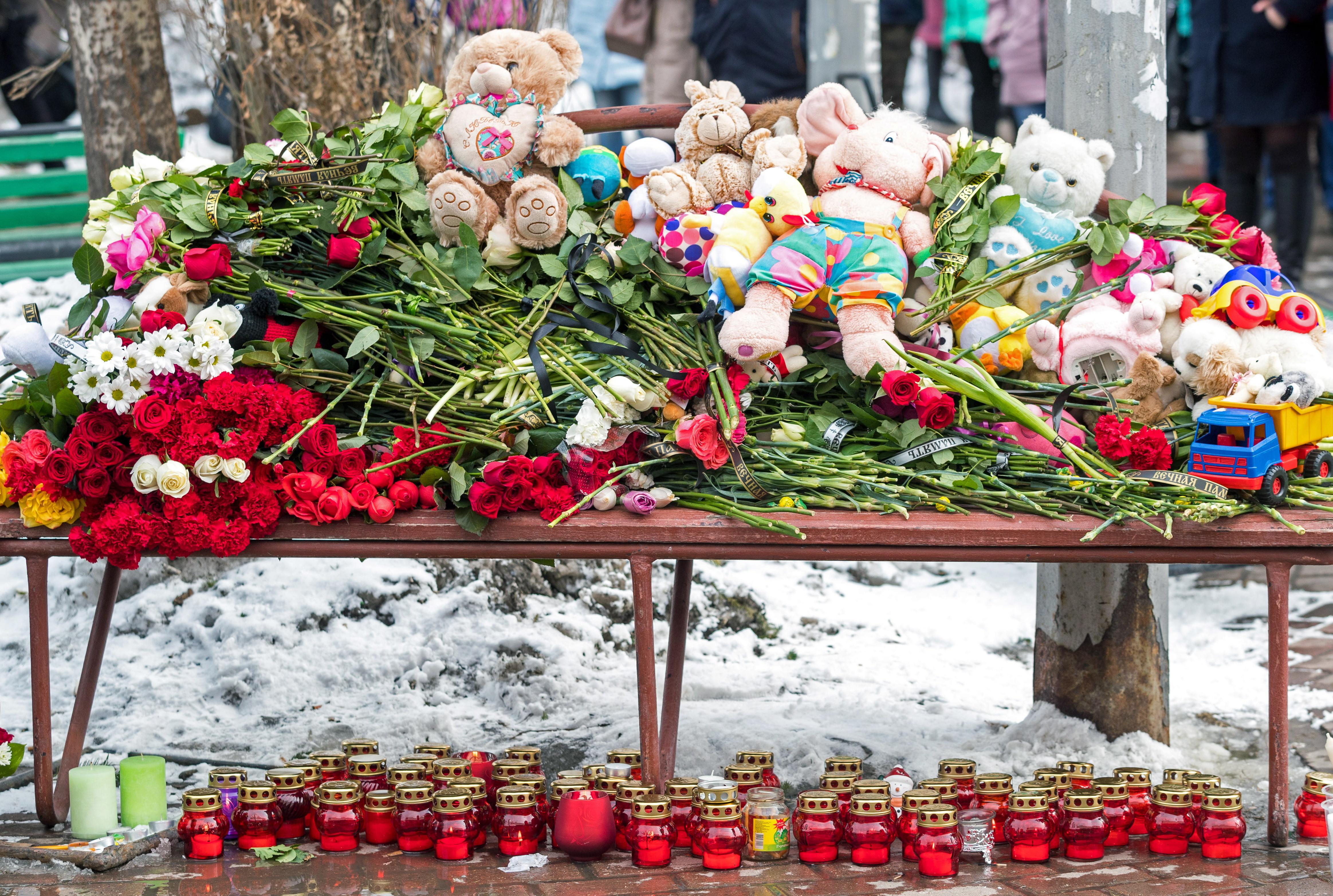 Генетическая экспертиза жертв пожара вКемерове начнётся завтра