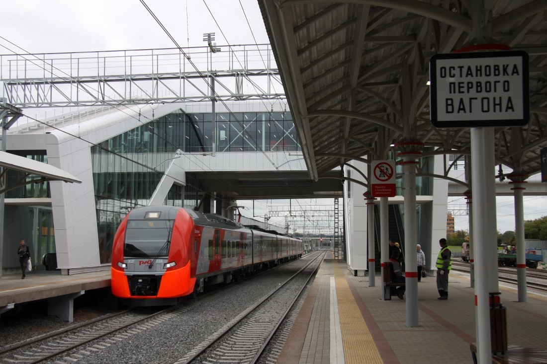 В российской столице до 2020-ого построят семь пешеходных переходов через МЦК— Собянин