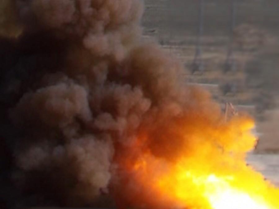 700кг взрывчатки потребовалось для взрыва самого высочайшего здания вКентукки