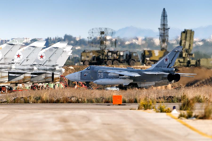 Операция вСирии показала новые возможности русских ВС— ПрезидентРФ