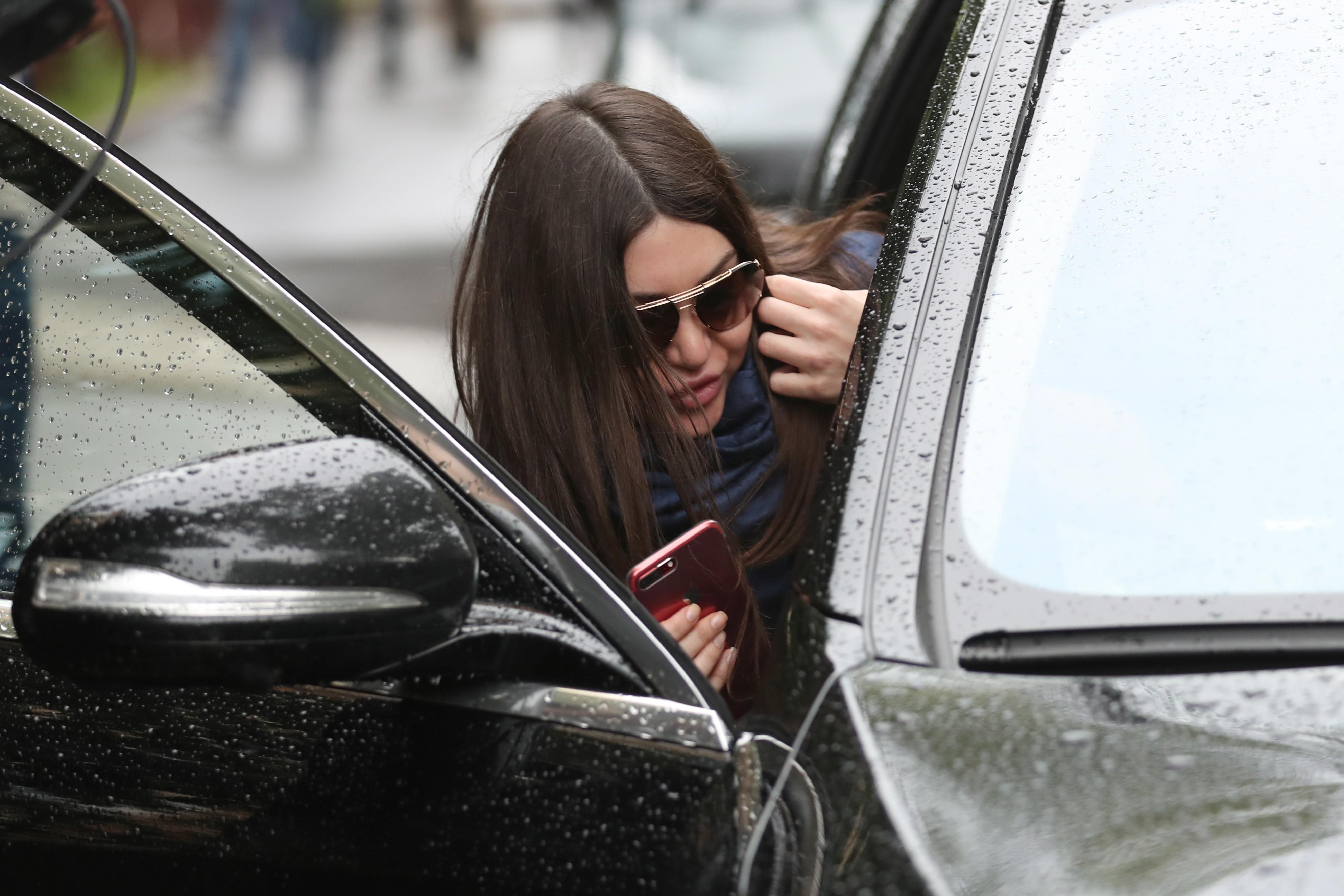 Мара Багдасарян 1апреля проинформировала, что ейвернули водительское удостоверение