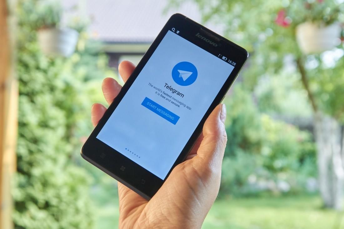 Вработе мессенджера Telegram произошел массовый сбой