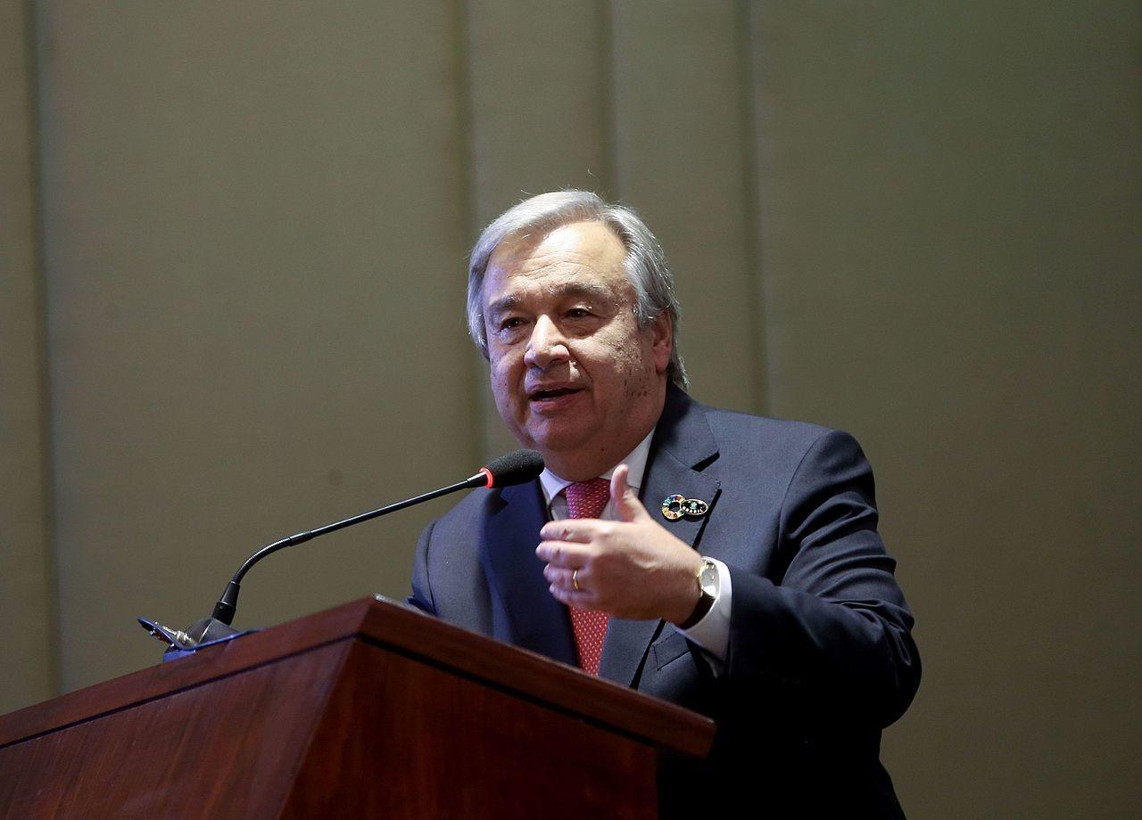 Генеральный секретарь ООН призвал кнезависимому изучению событий вГазе