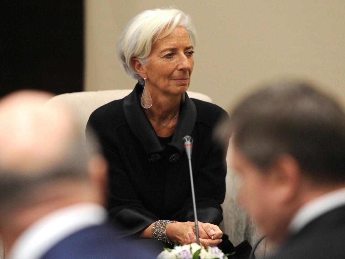Зоне евро нужен антикризисный фонд— руководитель МВФ