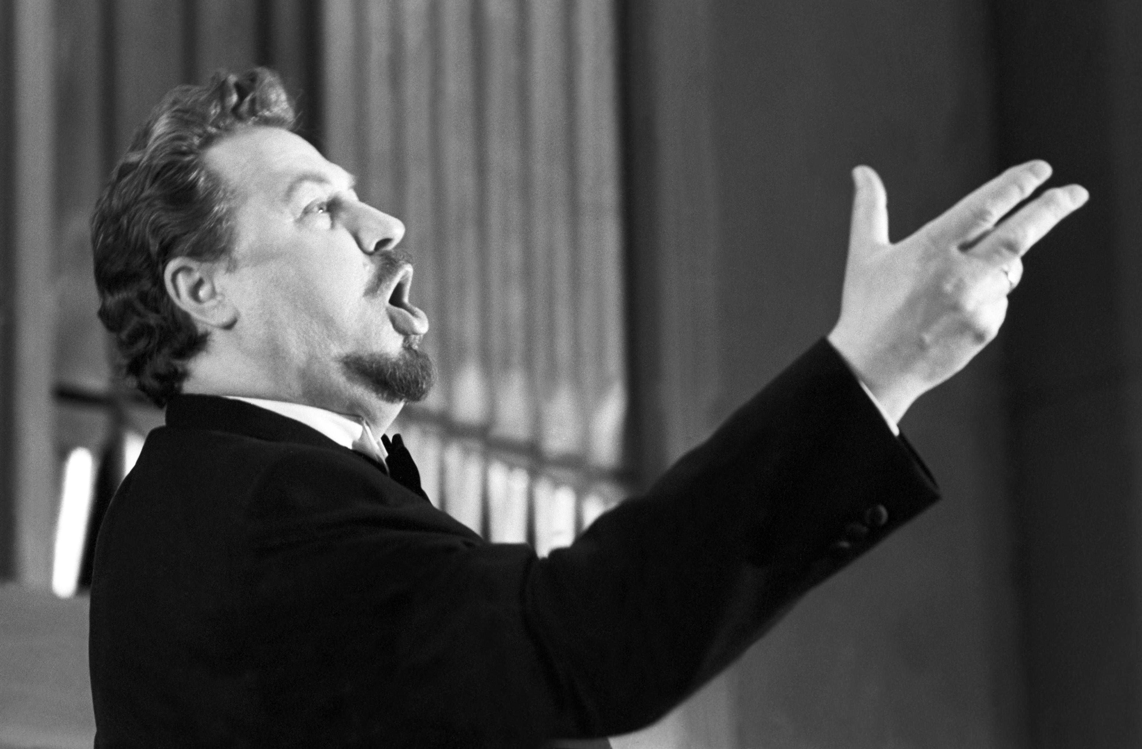 Скончался оперный солист Виргилиюс Норейка