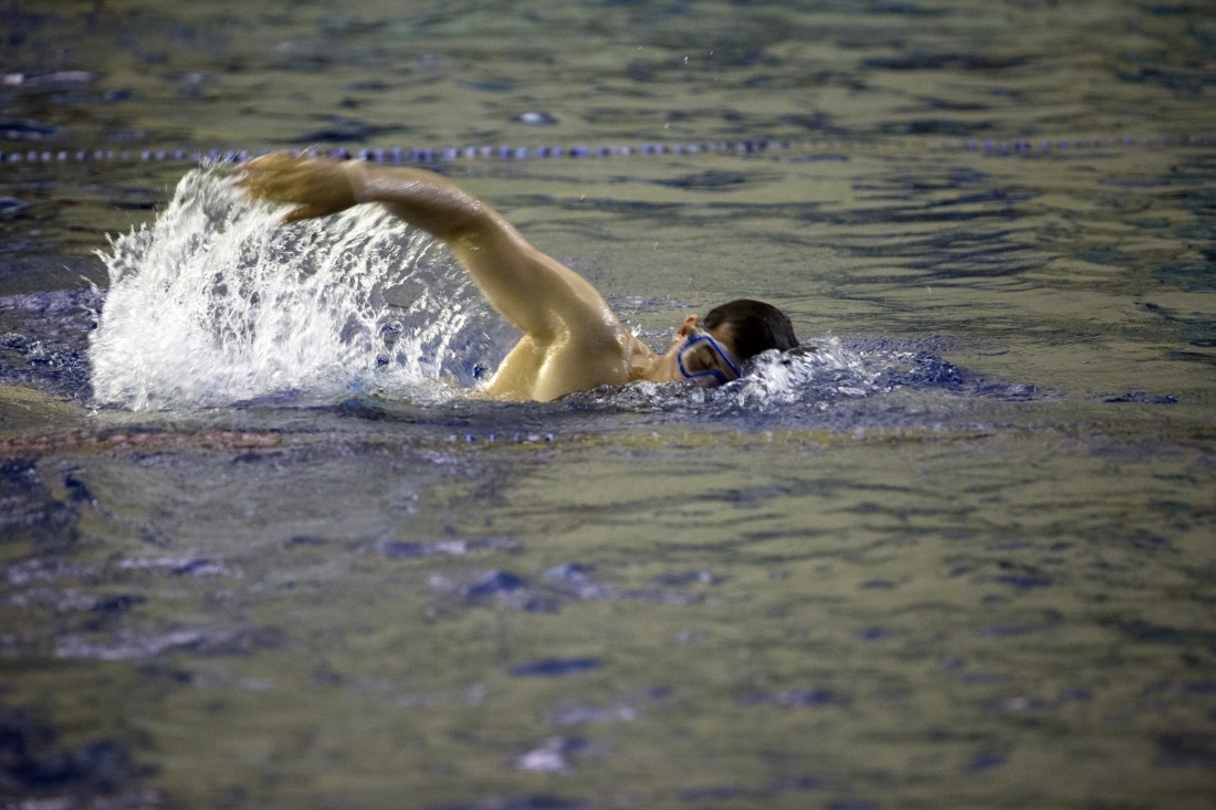 99-летний пловец установил новый мировой рекорд