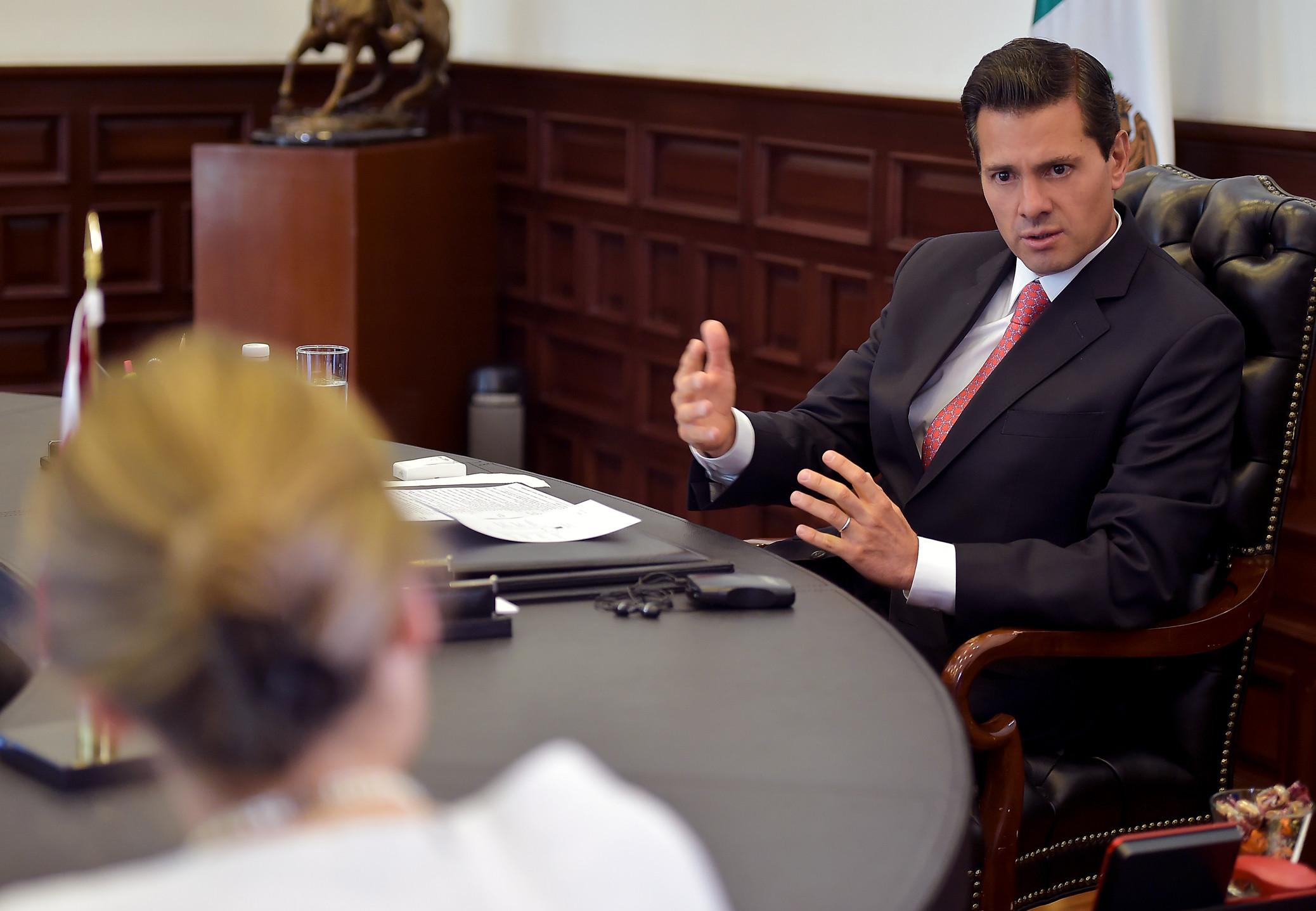 ВМексике осудили «ксенофобские ирасистские выражения» Трампа