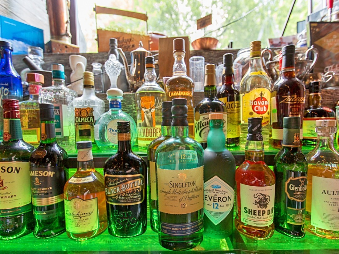 Шотландия ввела минимальные цены на спирт