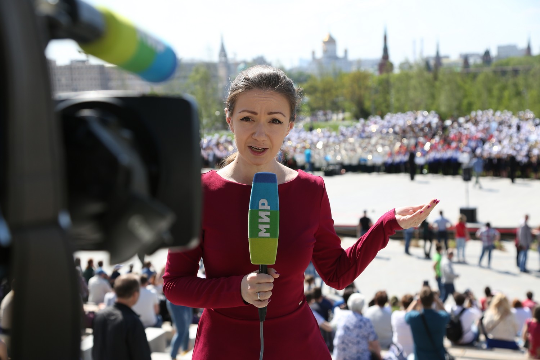 В «Зарядье» проходит отборочный этап фестиваля «Спасская башня» – детям»