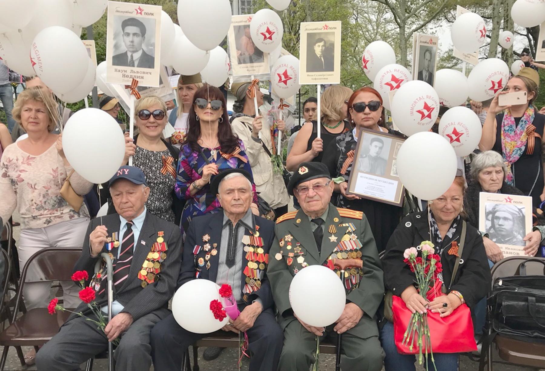 Вакции «Бессмертный полк» примут участие неменее 500 тысяч кубанцев