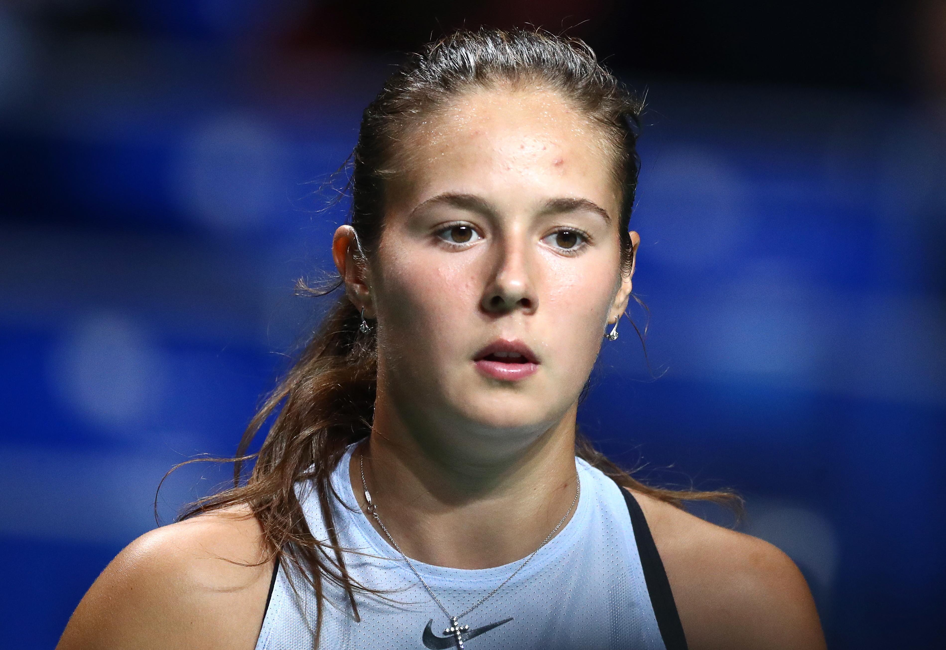 Русская  теннисистка Касаткина не смогла  выйти вчетвертьфинал турнира WTA вРиме