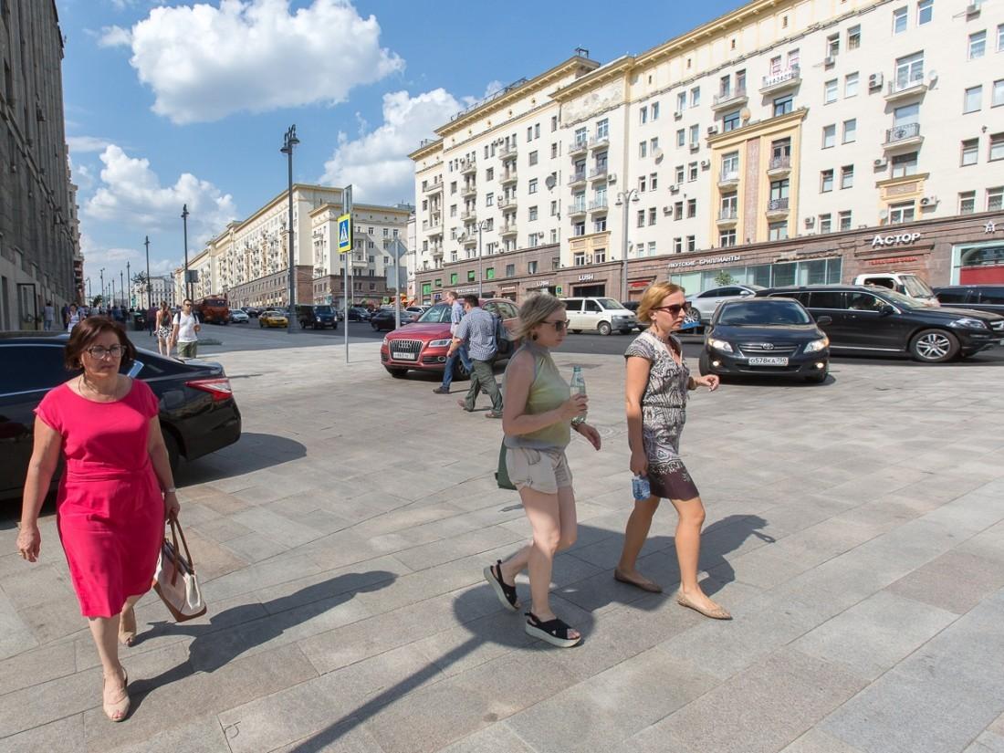 В столице России 11мая предполагается до +19 °С