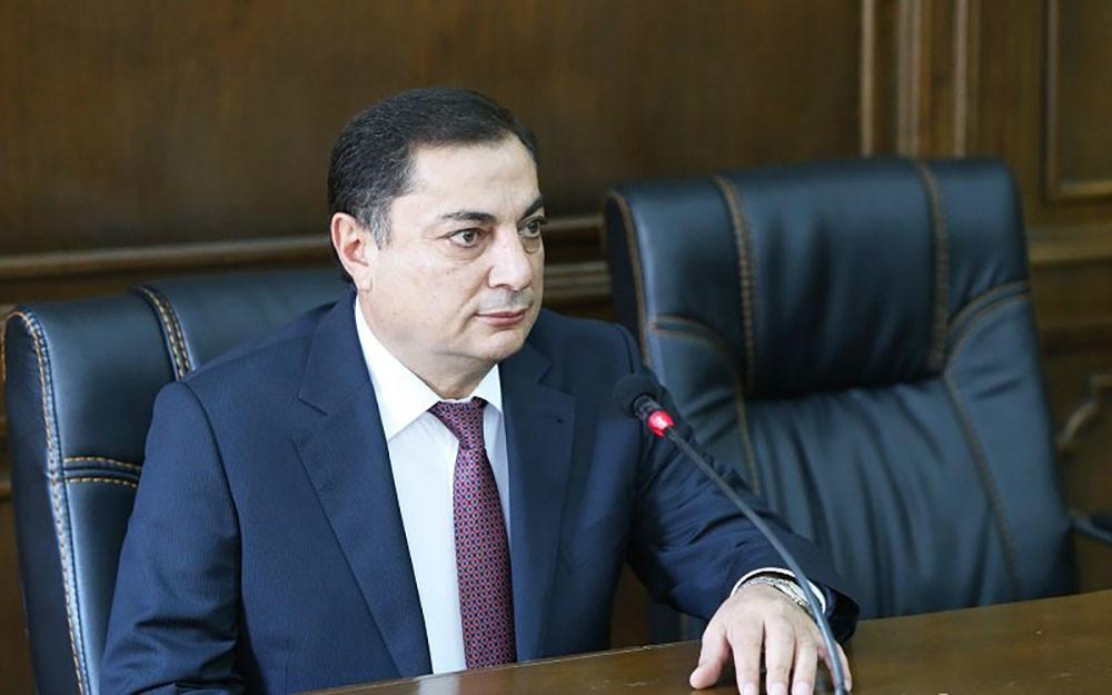 Директор фракции РПА: ВАрмении будет избран премьер вустановленный Конституцией срок