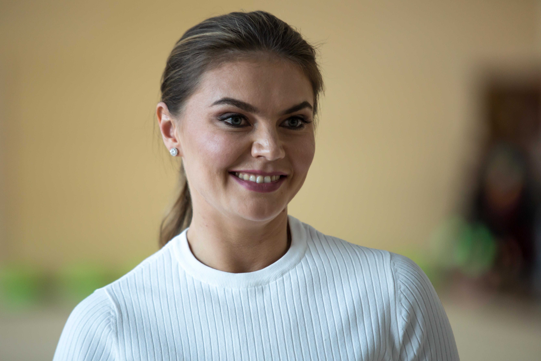 Русские знаменитости алина кабаева, самых красивых порномоделей фото