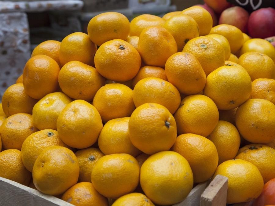 Роскачество дало советы повыбору мандаринов