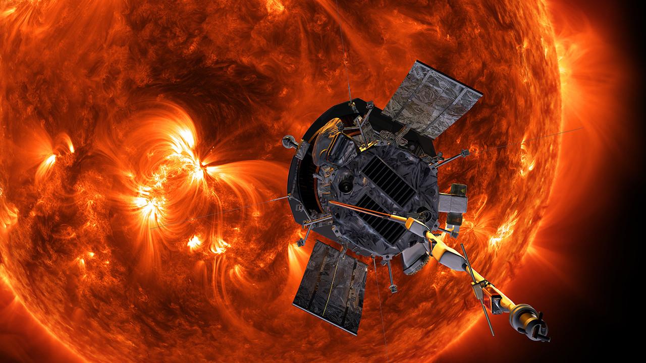 Солнечный зонд Parker Solar Probe еще нашаг приблизился кСолнцу