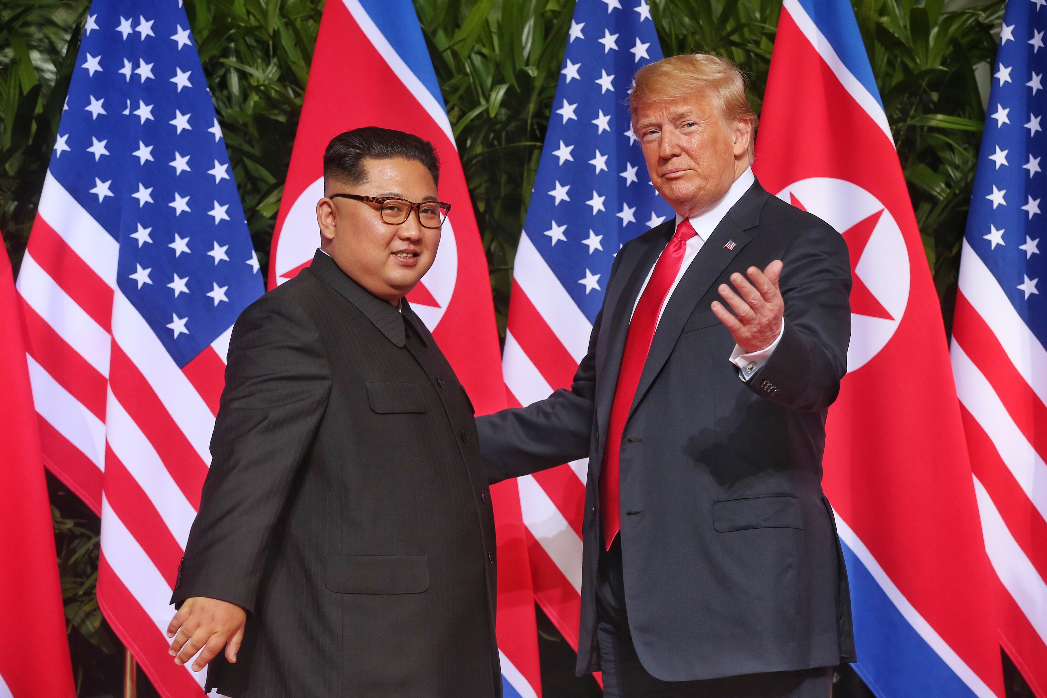 Ким Чен Ынможет приехать в РФ доконца 2018-ого года - Матвиенко