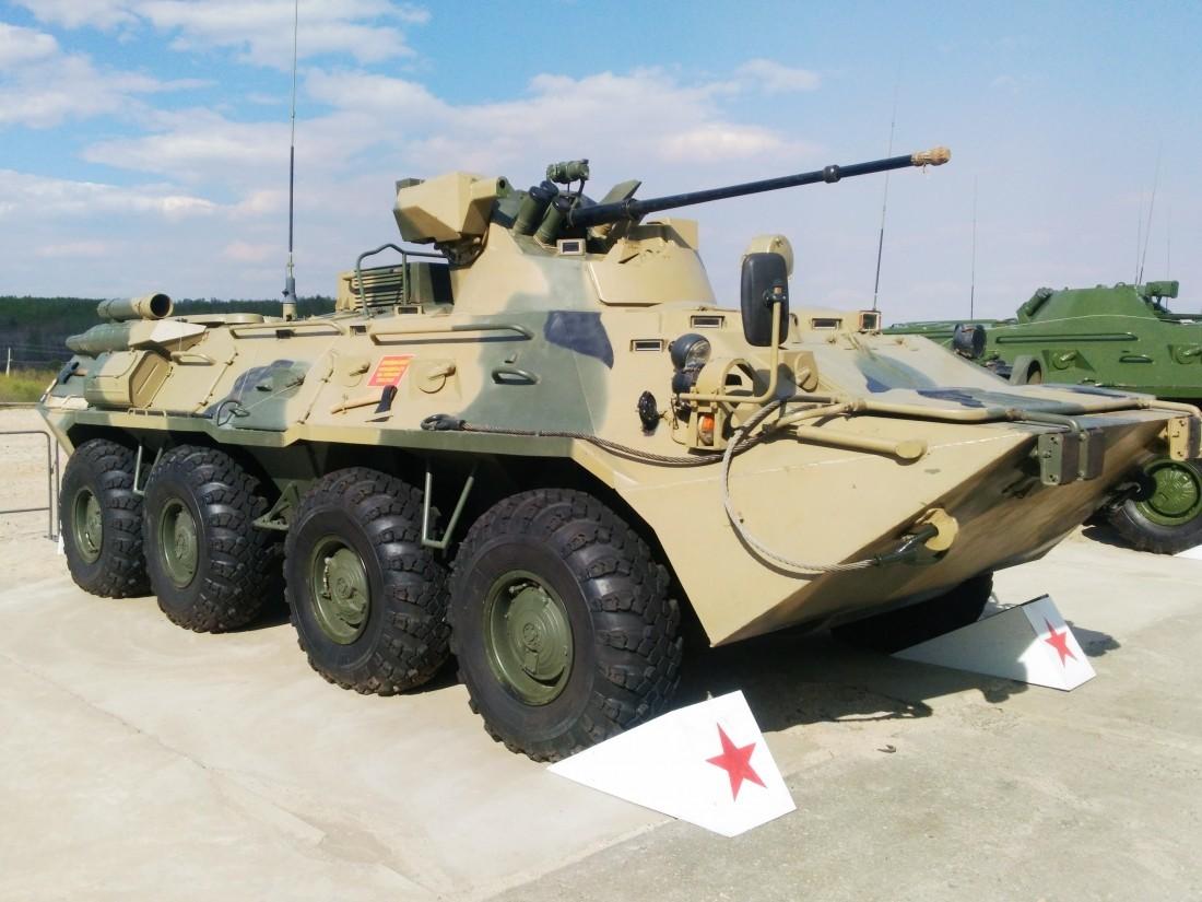Танковый биатлон в Амурской области,32 км от Благовещенска на полигоне ДВОККУ