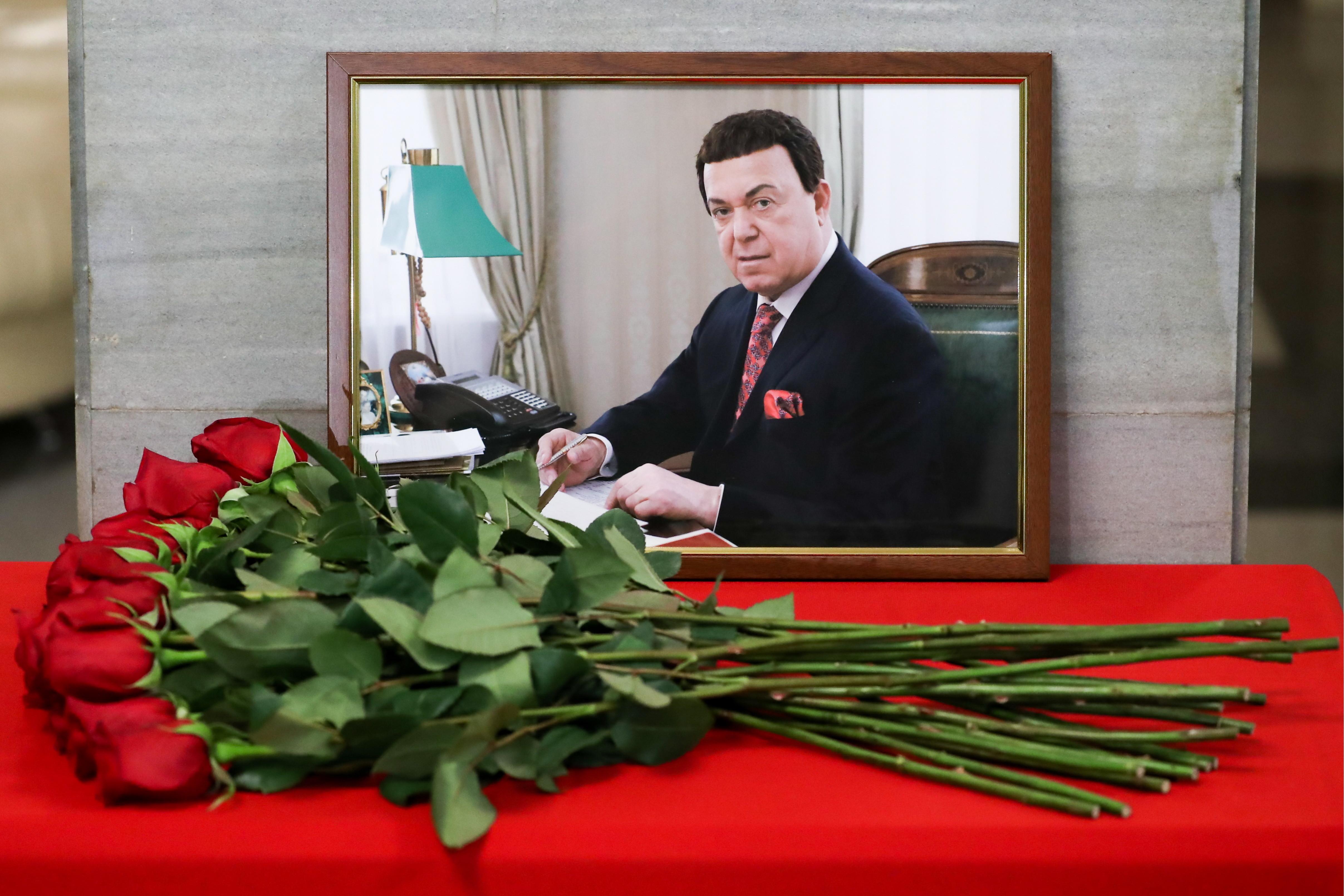 В столице России перекроют движение навремя прощания сКобзоном