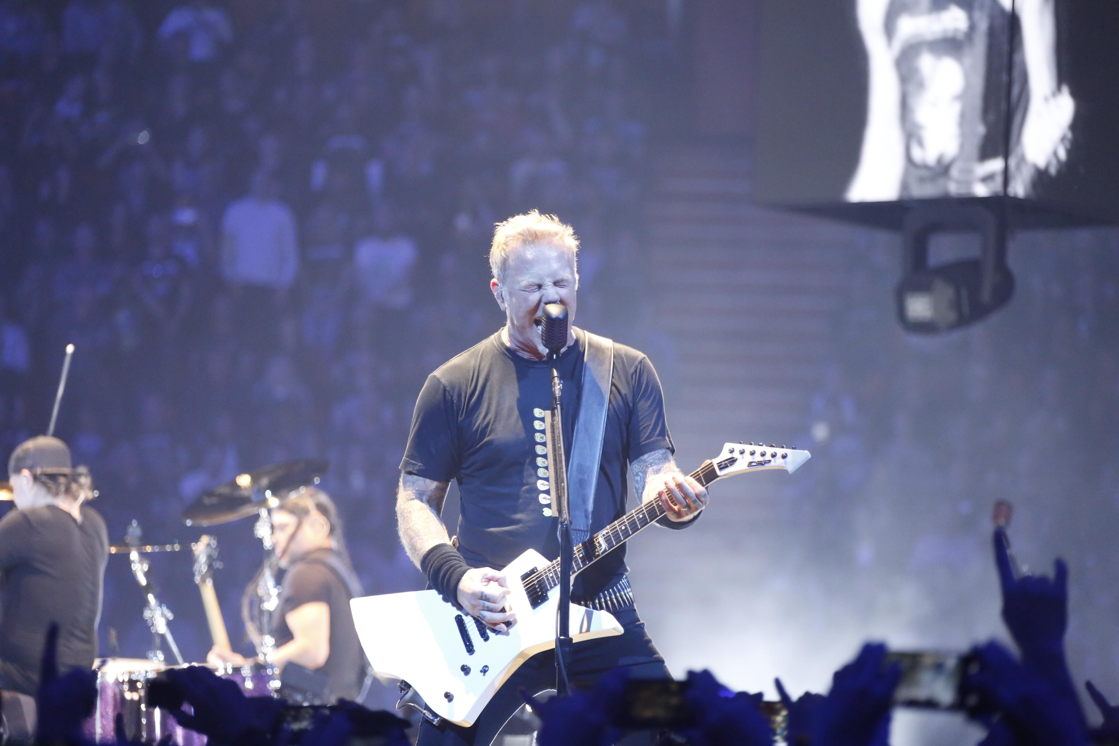 Группа Metallica даст концерт в столице России летом 2019-ого