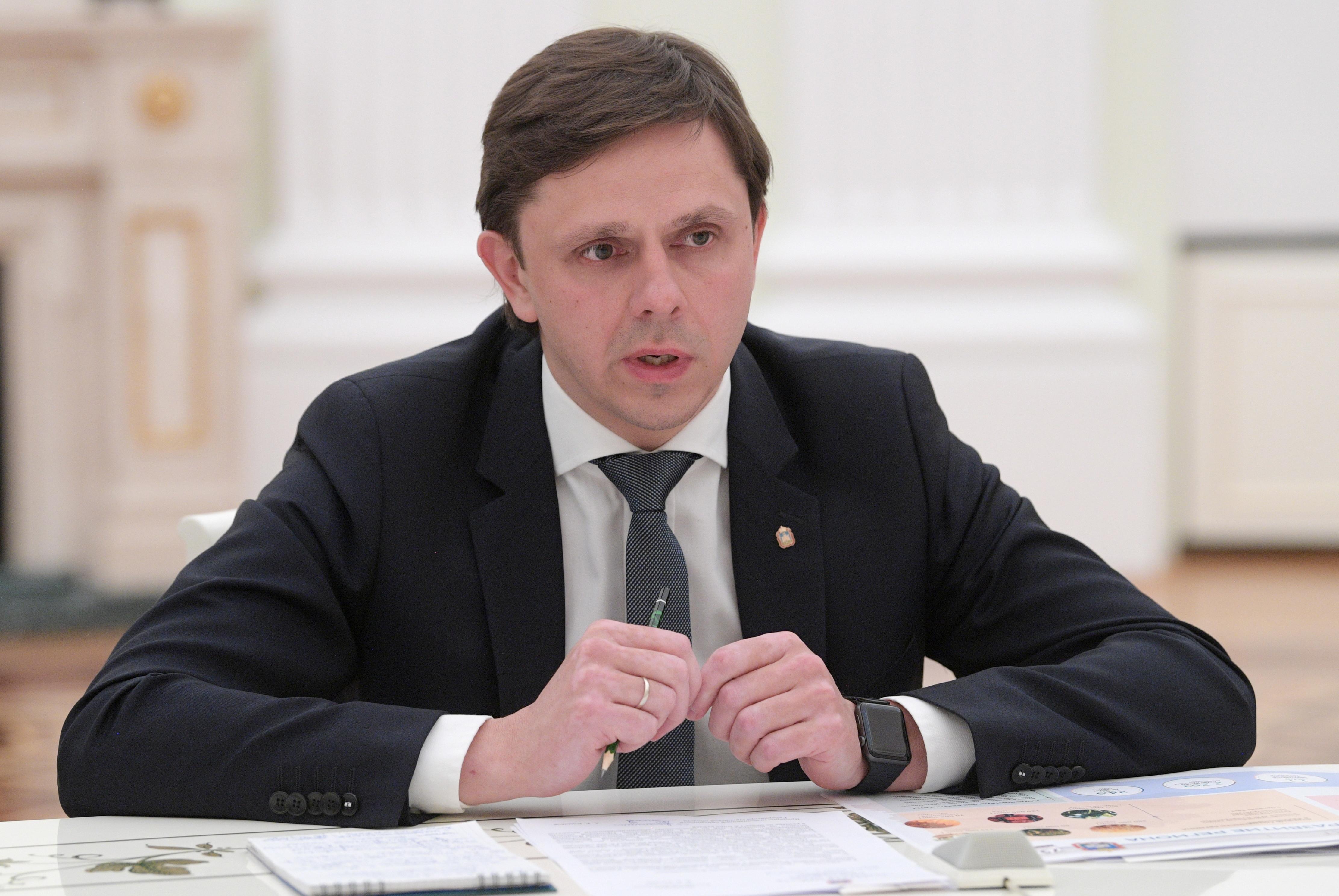 Клычков победил навыборах губернатора Орловской области