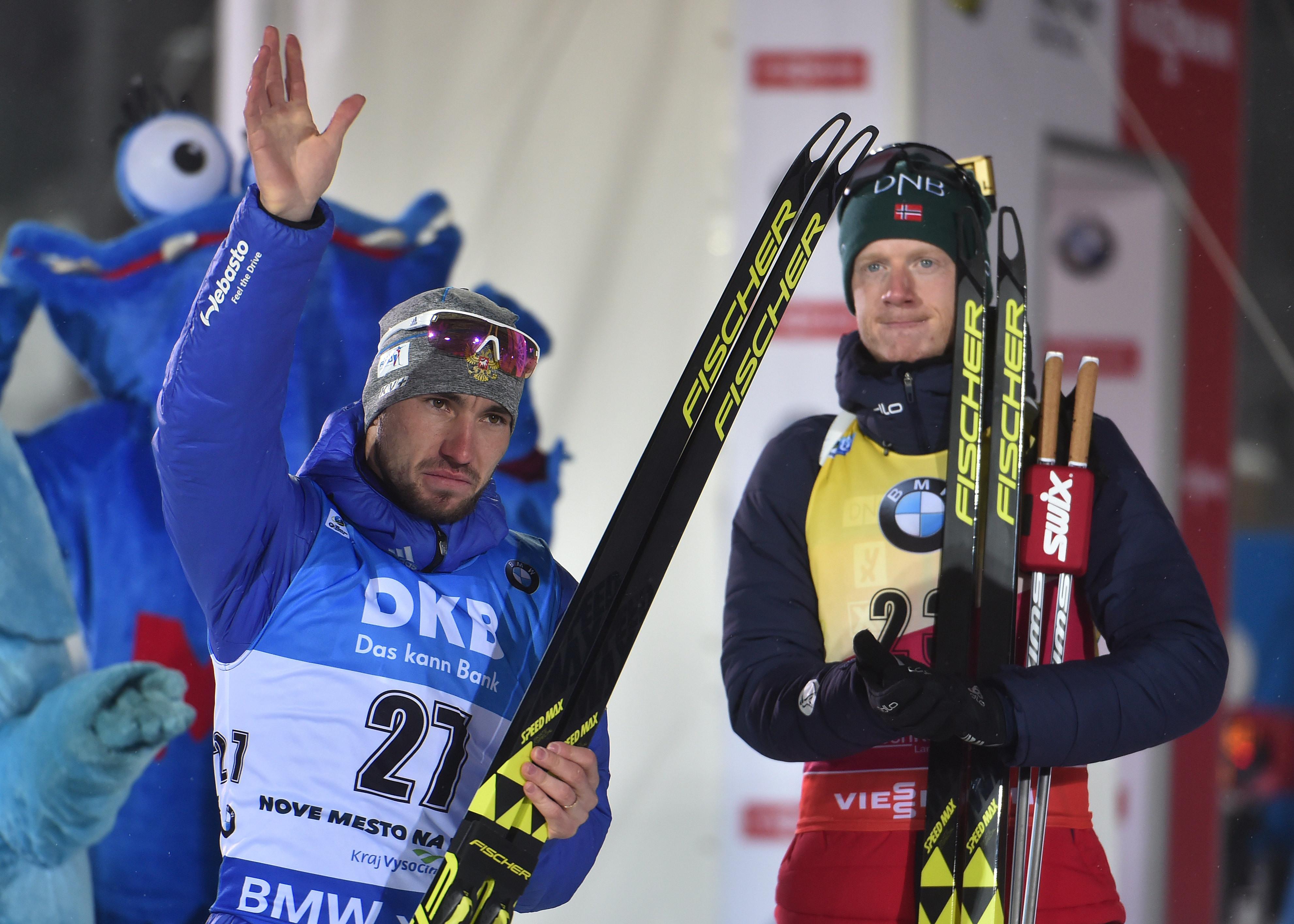Норвежец Йоханнес Бе выиграл гонку преследования Логинов – пятый