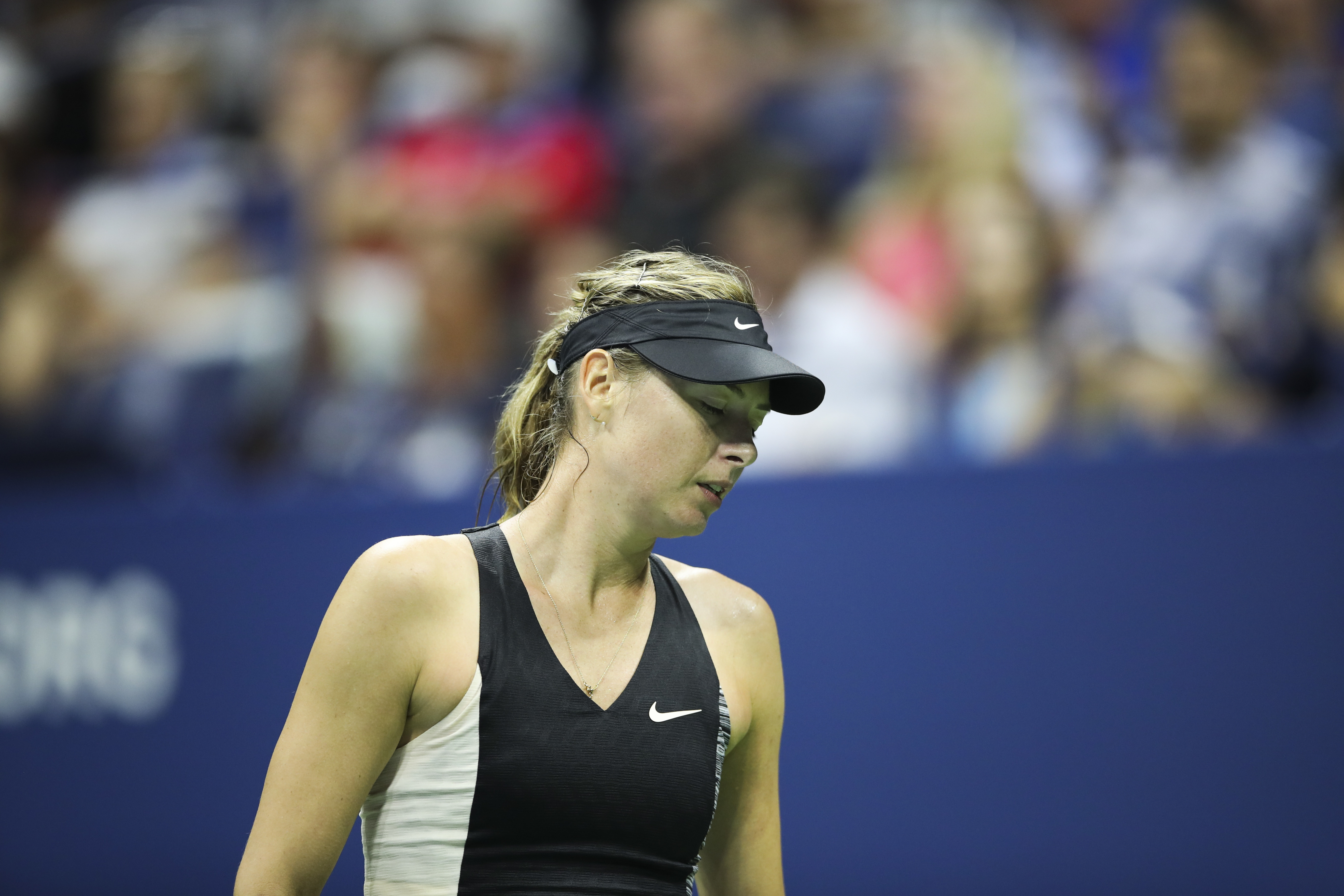Шарапова вышла вчетвертьфинал турнира вШэньчжэне наотказе соперницы