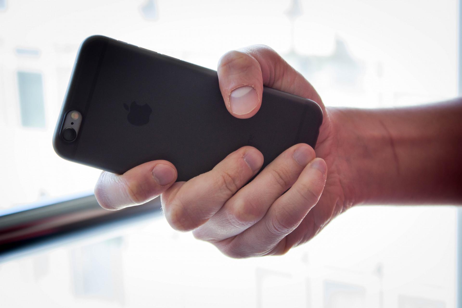 Действия при краже телефона