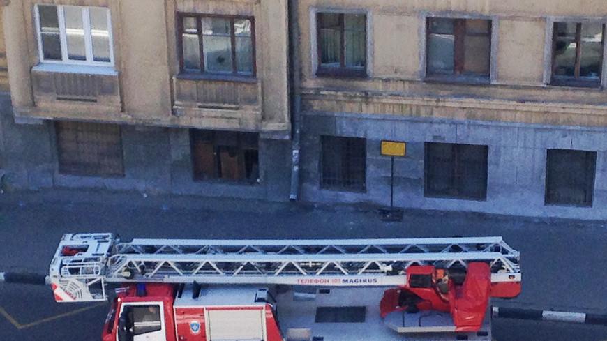 Взрыв газа в жилом доме в Лефортово: один погиб