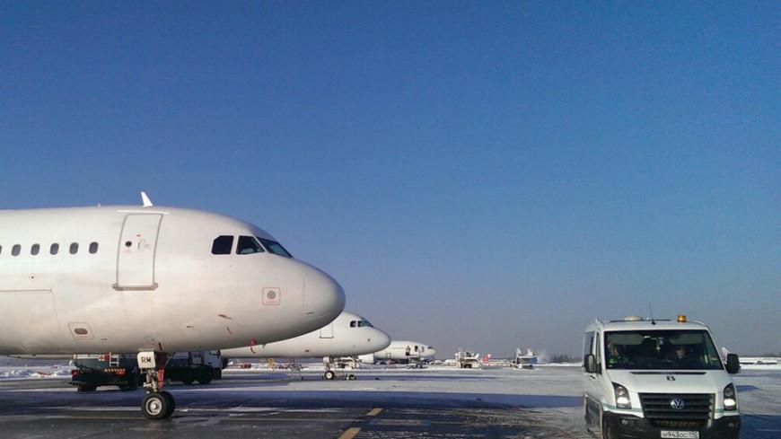 Самолет Air France экстренно сел в Екатеринбурге