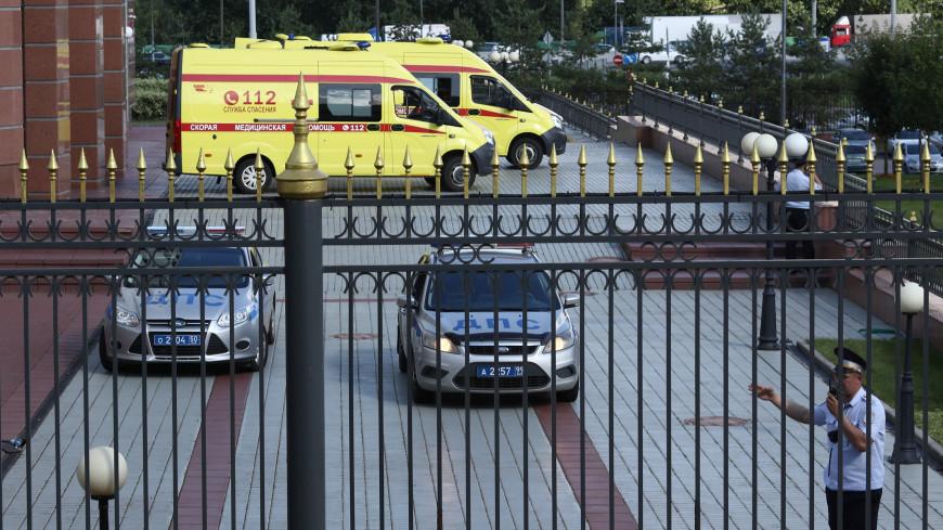 Бойня в Мособлсуде: участник «банды GTA» умер в больнице