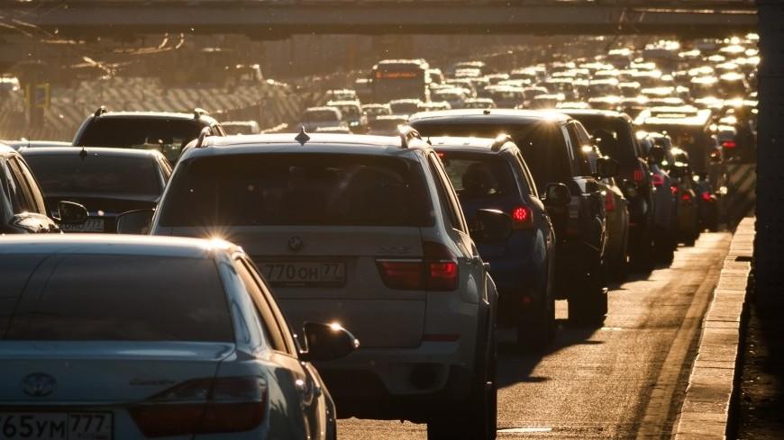 Обстановка на дорогах в Москве ухудшится перед праздниками