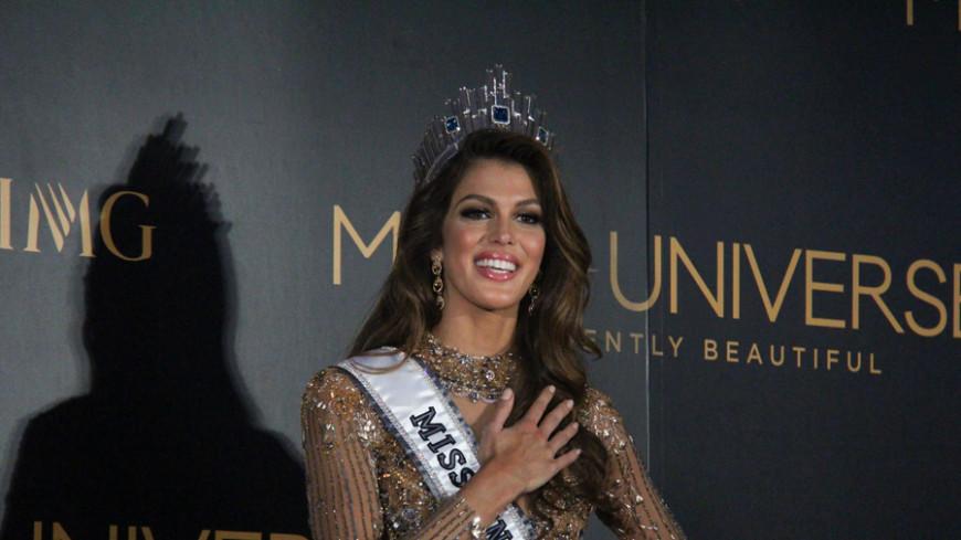 То ли умница, то ли красавица: «Мисс Вселенная» Ирис Миттенар