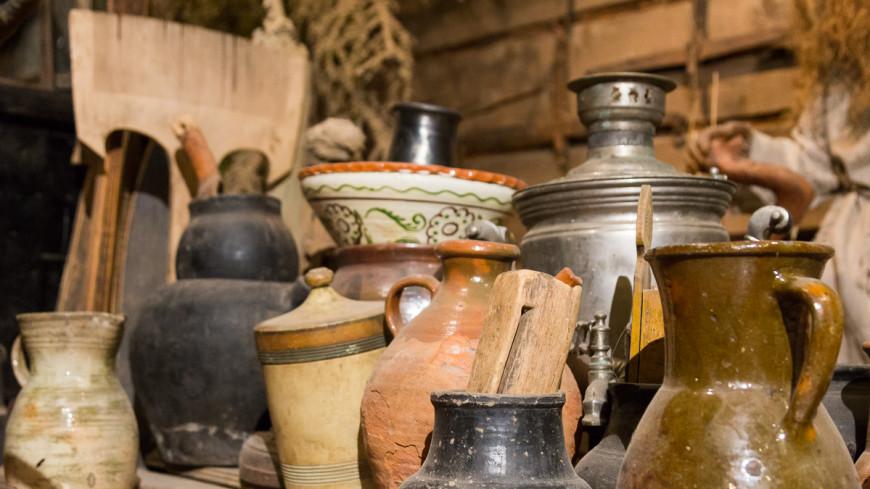 Тбилисские хозяйки до сих пор предпочитают посуду из глины