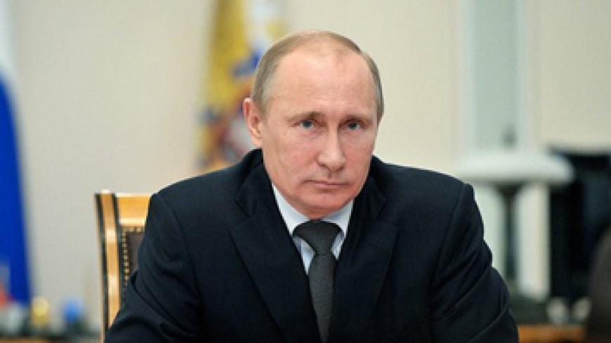 Владимир Путин обратится с посланием к Федеральному собранию