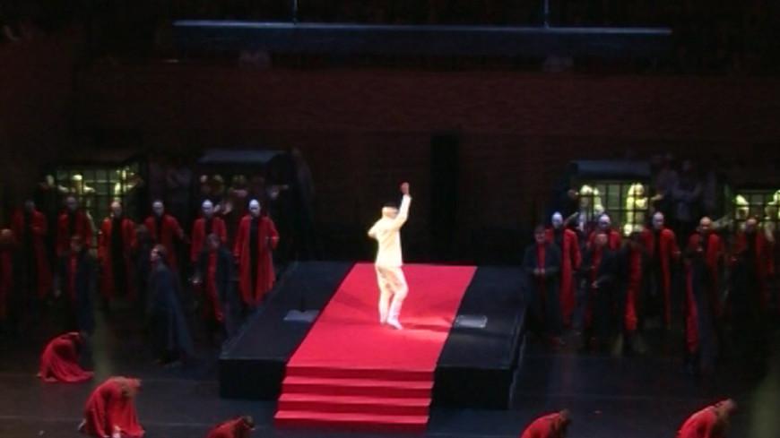 Новый сезон в Мариинке открылся оперой Чайковского «Опричник»